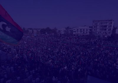 Elections in Libya – perspectives and prospects